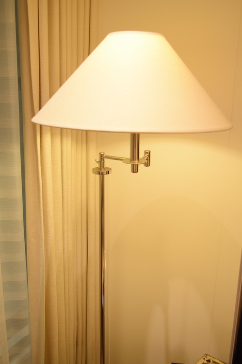 French Column Glass Swing-Arm Floor Lamp_Polished Nickel_1.JPG