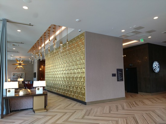 Origami Gold_5_H Hotel at LAX.jpg